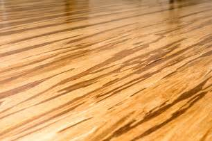 what are tiger strand woven bamboo floors