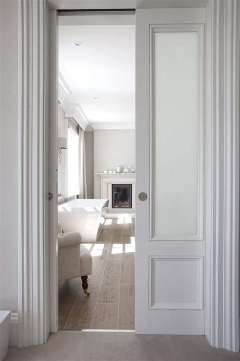 magical pocket doors   small space