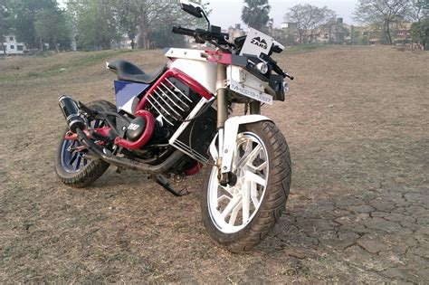 Bike Modification Goa by Zars Presents Modified Bajaj Pulsar 200