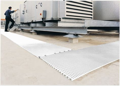 roof grip mats wind proof matting the rubber company - Roof Mats