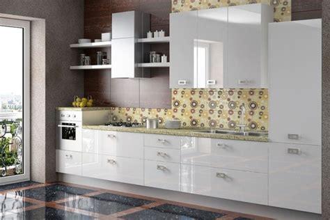 meuble de cuisine blanc quelle couleur pour les murs couleur pour cuisine 105 idées de peinture murale et façade
