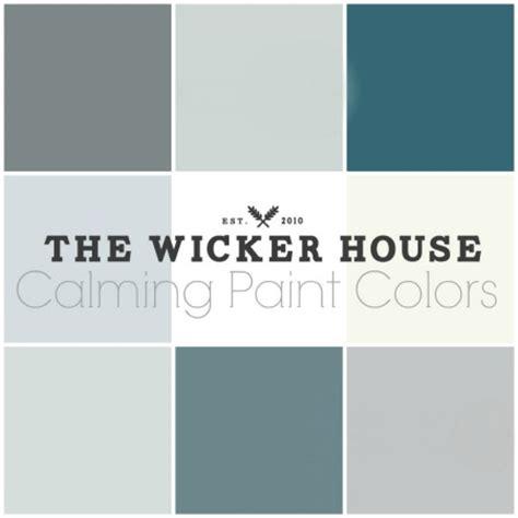 9 Calming Paint Colors
