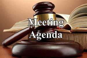 Atlanta City Council, GA : Meeting Agendas