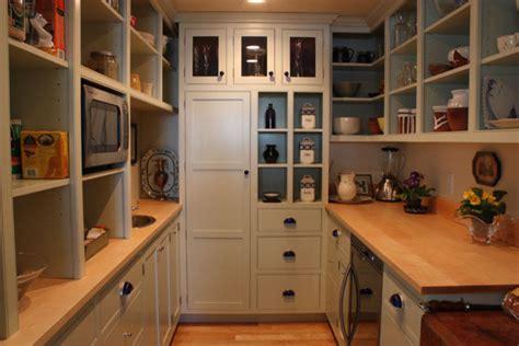 custom walk  pantry traditional kitchen portland maine
