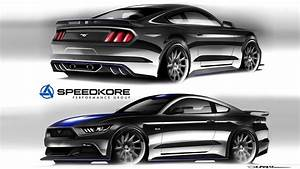 Ford Mustang customized models gear up for SEMA - Drivers Magazine
