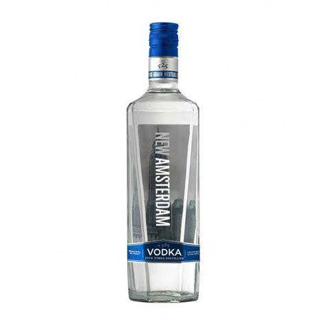 new amsterdam vodka new amsterdam vodka 750ml
