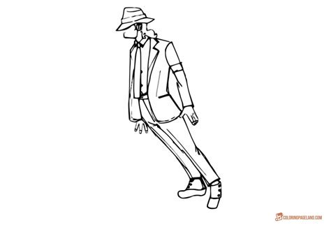 michael jackson coloring pages  printable images