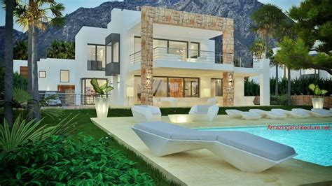 new modern style villa concepts amazing architecture magazine