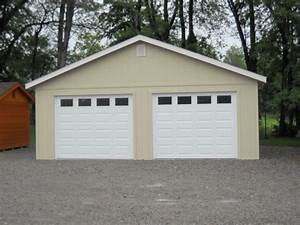 24x24 garage kits pictures to pin on pinterest thepinsta With 24x24 building kit