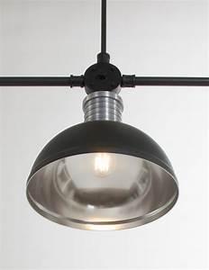 Suspension 3 Lampes : lustre suspension 3 lampes steinhauer brooklyn ~ Melissatoandfro.com Idées de Décoration