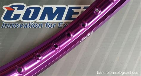 Harga Velg Comet Ring 17 Setengah Lingkaran by Daftar Harga Terbaru Velg Motor Comet Racing Harga Ban