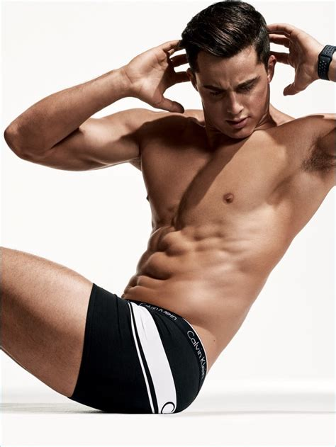 pietro boselli gq magazine workout editorial male working shirtless calvin thefashionisto hair klein sports shorts perfect january doing models gym
