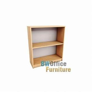 DESK HIGH BOOKCASE - 1 SHELF - BW office furniture