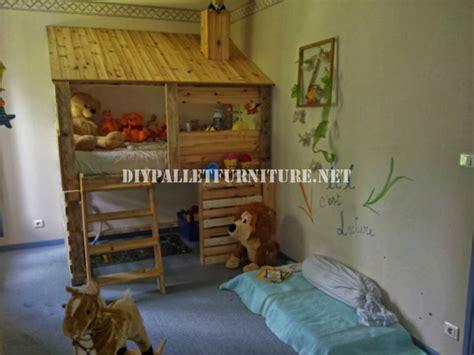 cabane pour chambre cabane chambre enfant chambre enfant cottage nordico avec