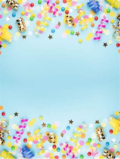 Confetti Background Celebration Diocesan Business Guarantee Hassle