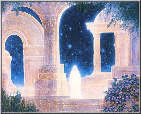 temple of light in lightenment go into your temple of light