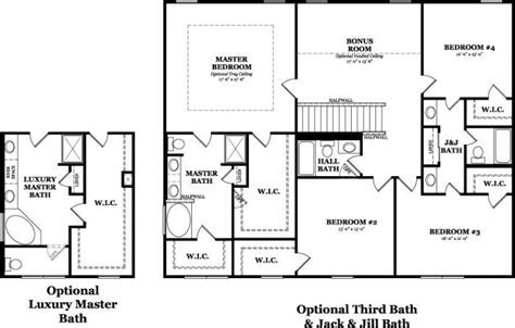 Jack and jill bathroom   Housing Plans/Room Ideas