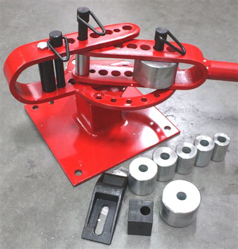hand manual bench die bender pipe square rod