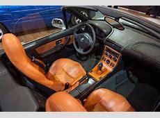 Foto BMW Z3, Innenraum vergrößert