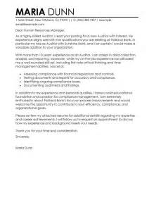 social compliance auditor resume leading professional auditor cover letter exles resources myperfectcoverletter