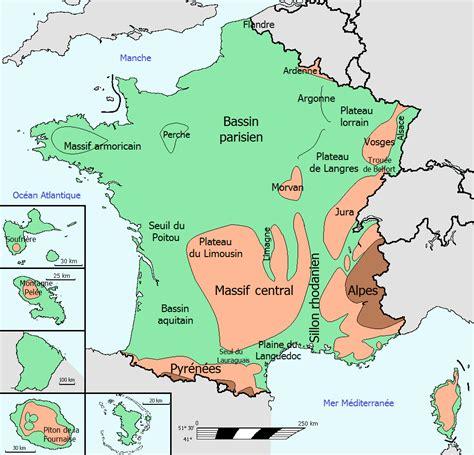Carte De La Vierge Avec Les Massifs Montagneux by G 233 Ographie Et Toponymie Principaux Points Culminants