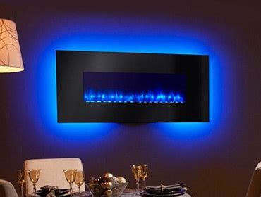 simplifire built  electric fireplaces heat glo