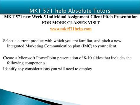 mkt 571 help absolute tutors mkt571help