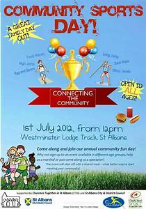 Sports day posters - Absolutely fabulous series 1 episode ...
