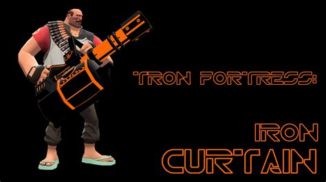 fortress iron curtain team fortress 2 gt skins gt heavy weapons gt iron curtain