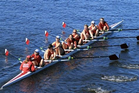 Performance Rowing Boats by S Crew 6th Out Of 26 At Of The Charles Bates