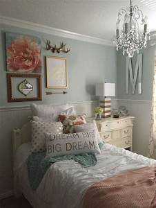 best 25 teen bedroom mint ideas on pinterest coral mint With 4 brilliant room ideas girls