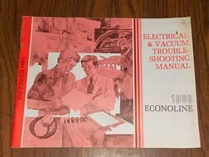 1980 Ford Econoline Van Wiring And Vacuum Diagram Shop