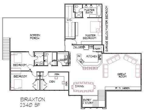 bi level floor plans bi level home split level home floor plans split level