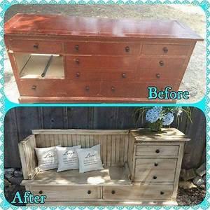 29 idees pour transformer de vieux meubles en nouveaux With transformer un vieux meuble