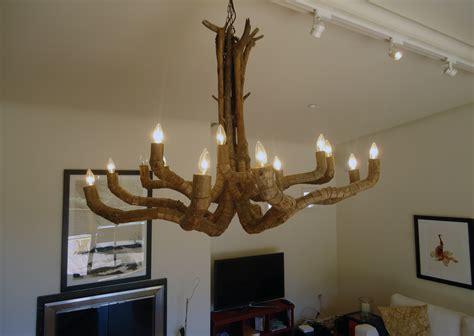 driftwood light fixture 31 dazzling driftwood chandeliers