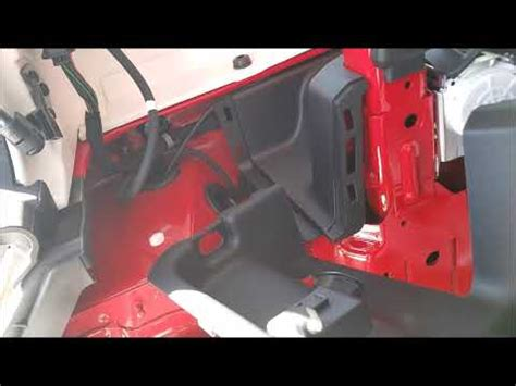 Jeep Wrangler Trailer Wiring How Install