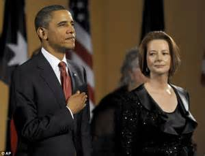 caption competition gillard charms obama daily mail
