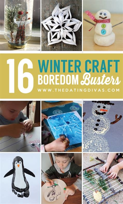 101 Winter Boredom Busters Pushup24