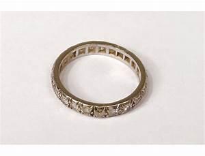 alliance bague platine brillants petits diamants ring With alliance bague