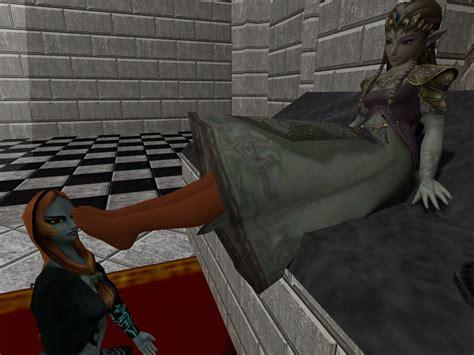 Hyrule Feet By Vg-mc On Deviantart