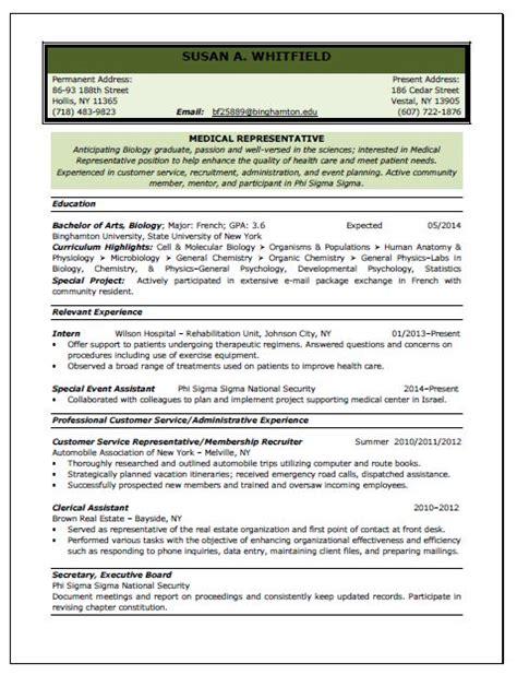 resume and cv writing service medical representative resume sle resume writing service