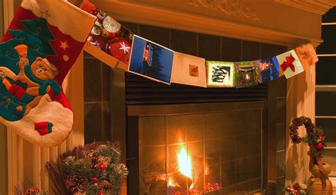 5 Ways To Decorate With Christmas Cards