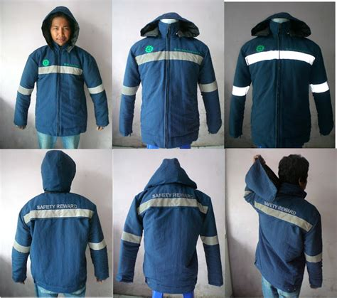 Harga Jaket Merk King Zun jaket safety reward k3 bahan taslan scotlite kain