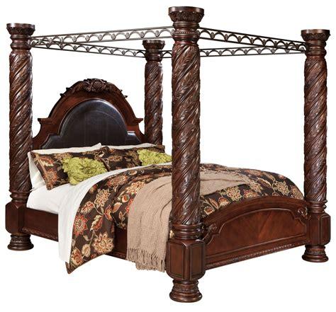 shore poster bedroom set furniture b553