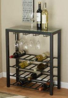 black metal wine bar cart glass top beverage table   shelf storage rack wine rack table
