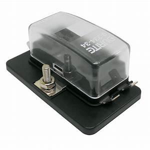 Mini Blade Fuse Holder Box : 0 234 34 durite 4 way mini blade busbar fuse holder ~ A.2002-acura-tl-radio.info Haus und Dekorationen