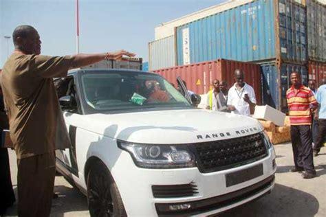 Kra Smashes Luxury Cars Import Racket  Daily Nation