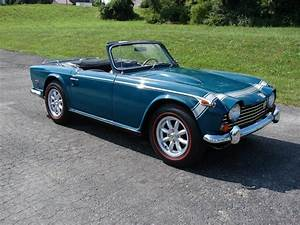 Triumph Tr250 - Information And Photos