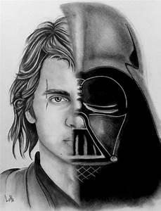 Anakin / Vader by ETTOL1991 on DeviantArt