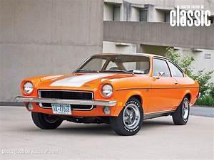 1971 AMC Gremlin X, 1973 Chevrolet Vega GT, and 1972 Ford